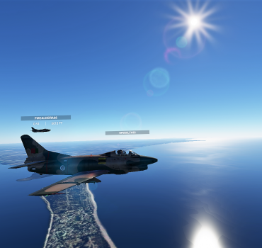 Welcome Fiat G91 Gina - 1st day