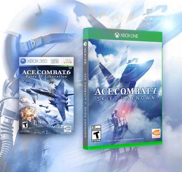 Ace Combat7 - 2º aniversário