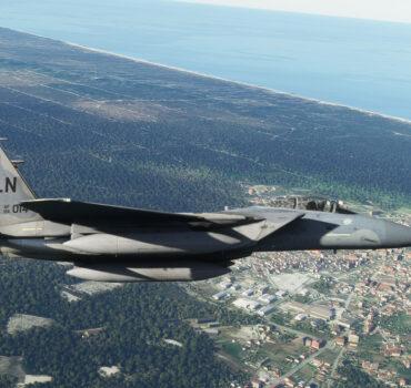 F15 Asobo MSFS