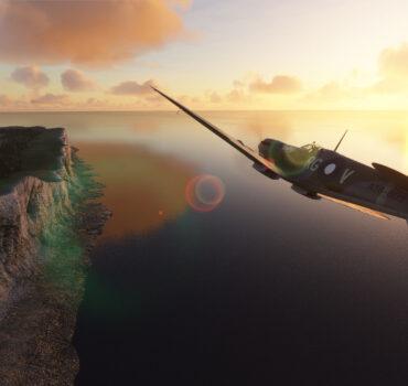 Spitfire LF Mk IXc